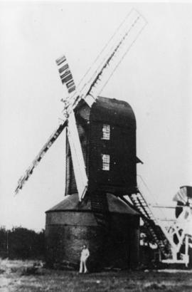 New Mill, Worlingworth