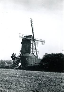 Framsden Webster's Mill, Suffolk