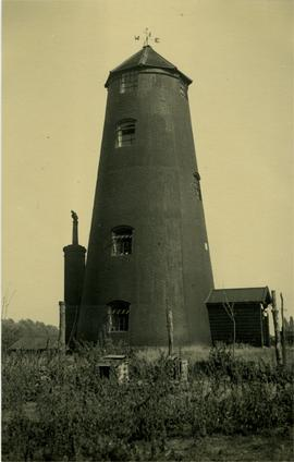 Black Mill, Saxlingham Nethergate, sailless