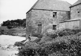 Abberwick Mill, Edlingham, Bolton, and river