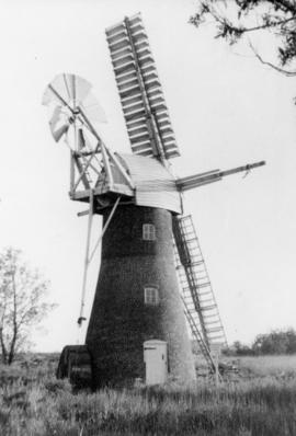 Chillesford Lodge Mill, Gedgrave