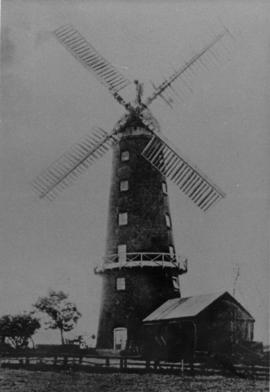 Tower mill, Addlethorpe