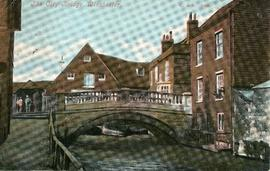 The City Bridge, Winchester.