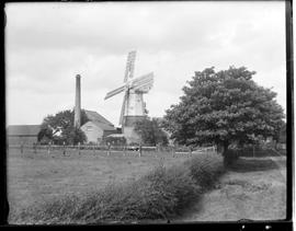 Chesterton Mills and buildings - View 1