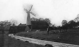 Beech Farm Mill, Cuckfield, in working order