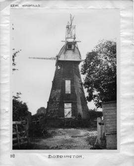 Jarvis's Mill, Doddington, deteriorating, middlings, no sweeps