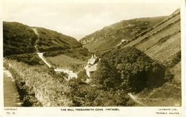 The mill Trebarwith Cove, Tintagel