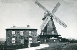 The Old Windmill, Wellington Smcok Mill, Barking