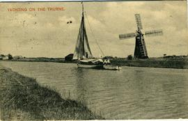 Yachting on the Thurne
