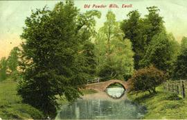 Old Powder Mills, Ewell.