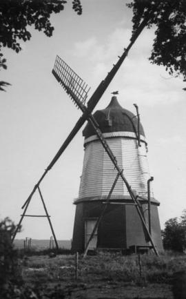 Cobstone Mill, Ibstone, disused