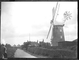 Tower mill, Stickford