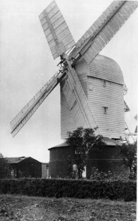 Post mill, St Michael South Elmham