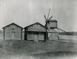 Magpie mill and outbuildings in Karvia, Satakunta