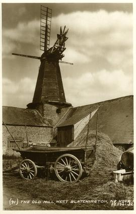 The Old Mill, West Blatchington