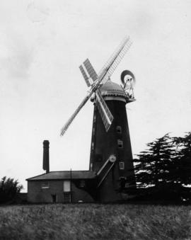 Burgh Mill, Suffolk