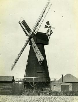 New Mill, Preston