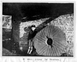 Millstone, White Mill, Headcorn