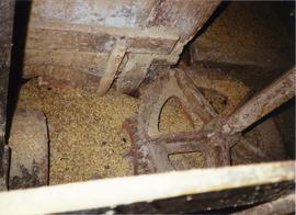 Photograph of mill machinery, Old Ross mill, Wexford, Ireland