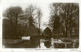 The Old Mill, Cassiobury Park, Watford