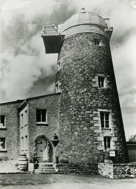 St. Peter's Windmill, St Peter, converted