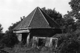 Modified roundhouse, smock mill, Staplehurst