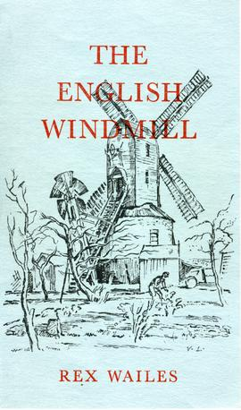 "Book title ""The English Windmill"""