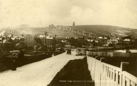 From the Newhaven Road, Rottingdean