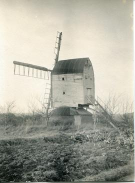 Post mill, Ashdon