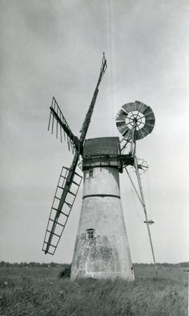 Morse's Mill, Thurne Dyke