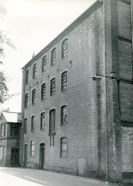 Close-up view, Lark Mills, Mildenhall