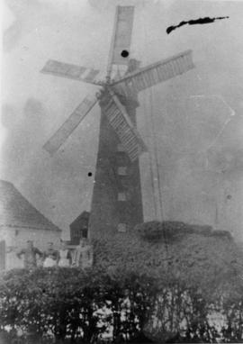 Laceby Windmill Exterior