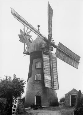 Subscription Mill, North Leverton, working