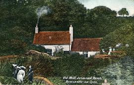 Old Mill, Jesmond Dene, Newcastle