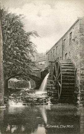 Hawes, The Mill