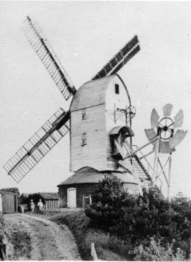 Hillside Road Mill, Bungay
