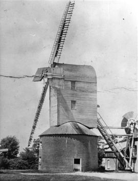 Post mill, Swilland