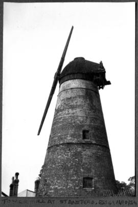 Tower Mill at Stansted, Essex