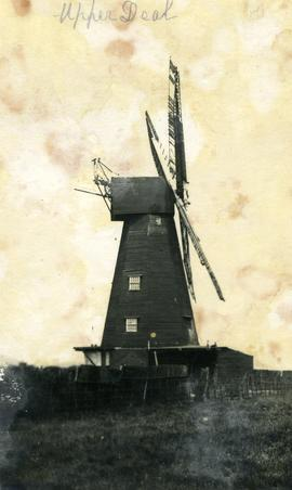 Upper Deal Mill, Deal, derelict