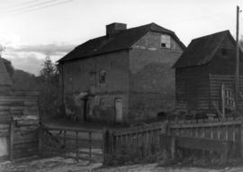 Gailey's Mill, Kingsclere, in a disused condition