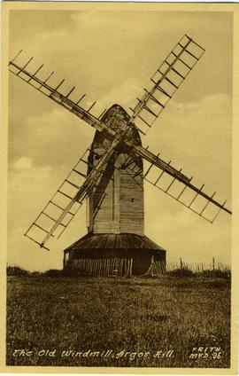 The Old Windmill, Argos Hill