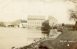 Reed Mill, Mansfield