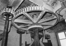 Spur wheel, Subscription Mill, North Leverton