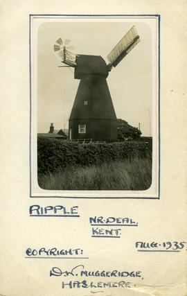 Ripple Mill, Near Deal, Kent