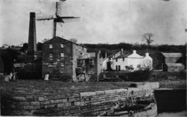 Bromborough Mill, Cheshire