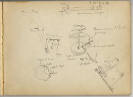Page 43 - sketches of mechanisms
