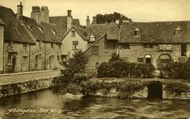 Abingdon, Old Mill