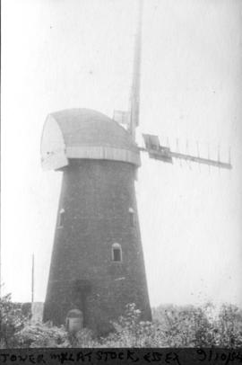 Tower Mill at Stock, Essex