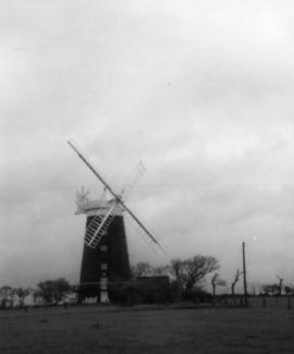 Savory's Mill, Burnham Overy, in a good external condition