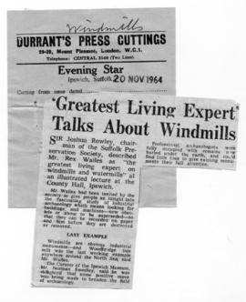 """'Greatest living expert' talks about Windmills"""